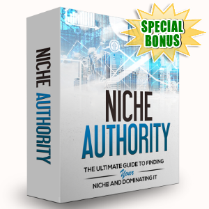 Special Bonuses - October 2015 - Niche Authority