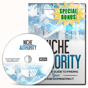 Special Bonuses - October 2015 - Niche Authority Gold Video Series
