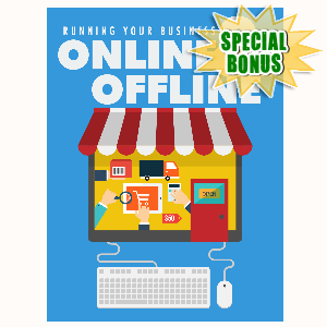 Special Bonuses - October 2015 - Running Your Business Online And Offline