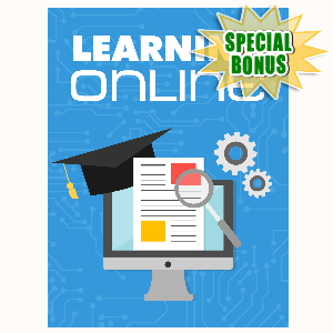 Special Bonuses - October 2015 - Learning Online