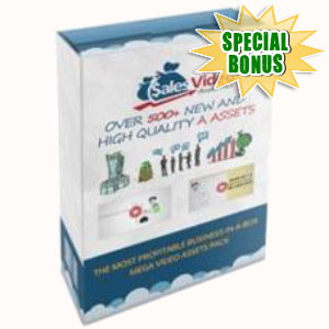 Special Bonuses - October 2015 - Sales Video Assets Pack