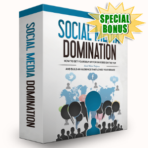 Special Bonuses - October 2015 - Social Media Domination