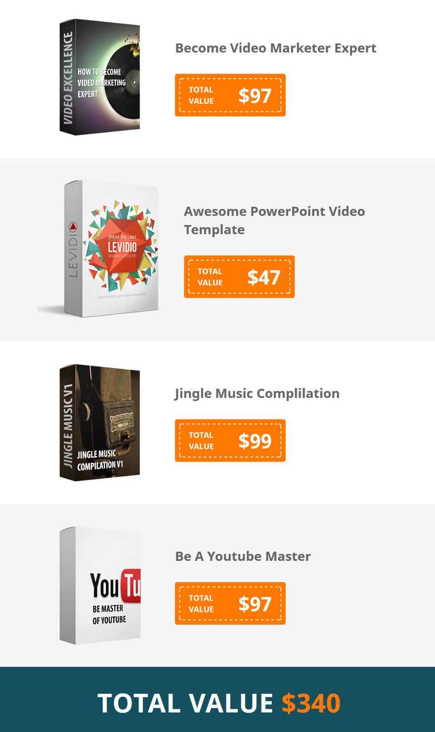 VideoZoo Vol 1 Bonuses
