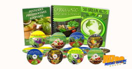 Organic Diet-Lifestyle For Health PLR Review and Bonuses