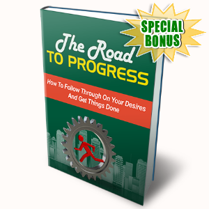 Special Bonuses - November 2015 - The Road To Progress