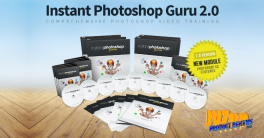 Instant Photoshop Guru V2 Review and Bonuses