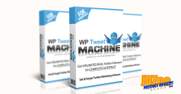 WP Tweet Machine Review and Bonuses