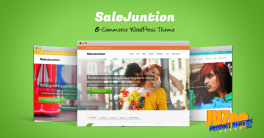 SaleJunction Ecommerce WordPress Theme Review and Bonuses