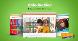 SaleJunction Ecommerce WordPress Theme Review and Bonuses