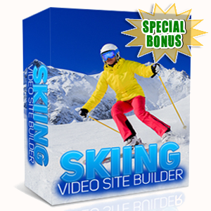 Special Bonuses - December 2015 - Skiing Video Site Builder Software