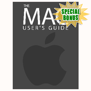 Special Bonuses - December 2015 - The Mac User's Guide