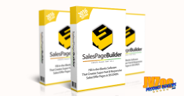 SalesPageBuilder Review and Bonuses