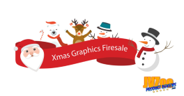 Xmas Graphics Firesale Review and Bonuses