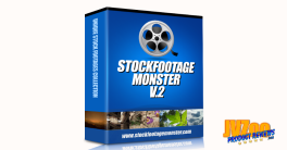 Stock Footage Monster V2 Review and Bonuses