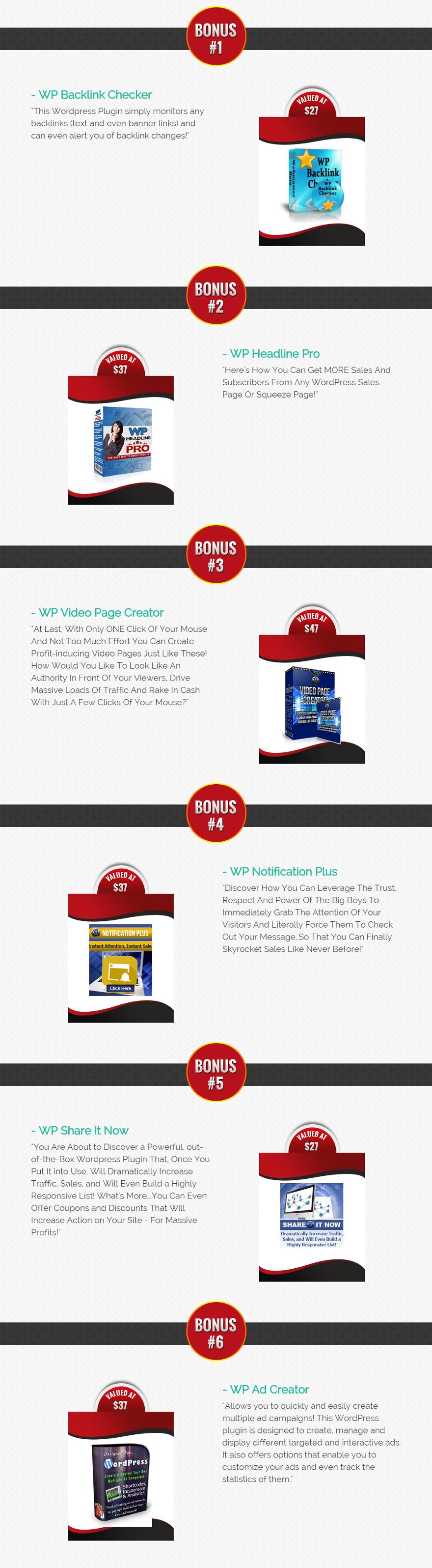 BlogIM Pro Bonuses