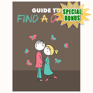 Special Bonuses - February 2016 - Guide To Find A Date