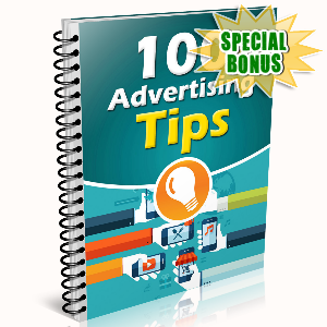 Special Bonuses - April 2016 - 100 Advertising Tips
