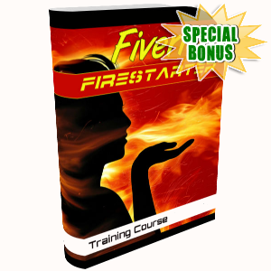 Special Bonuses - May 2016 - Fiverr Firestarter Training Videos Part 2
