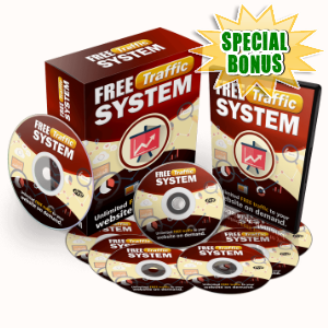 Special Bonuses - May 2016 - Free Traffic System Video Series