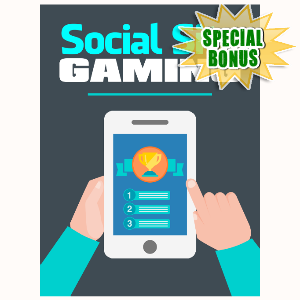 Special Bonuses - May 2016 - Social Site Gaming