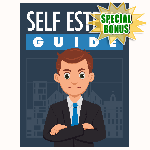 Special Bonuses - May 2016 - Self Esteem Guide