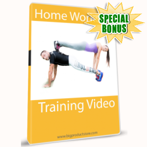 Special Bonuses - May 2016 - Home Workout Training Videos