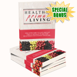 Special Bonuses - May 2016 - Healthy Primal Living