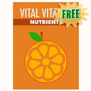 FREE Weekly Gifts - June 20, 2016 - Vital Vitamin Nutrients