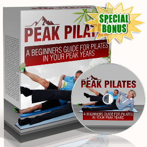 Special Bonuses - June 2016 - Peak Pilates Gold Pack