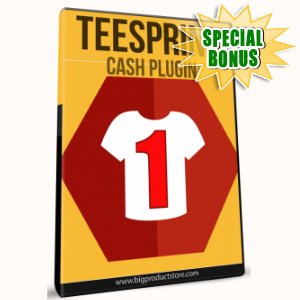 Special Bonuses - June 2016 - Teespring Cash Video Series