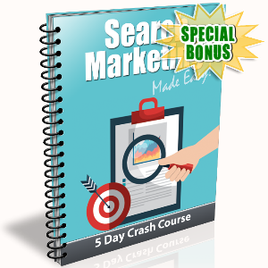 Special Bonuses - June 2016 - Search Marketing Made Easy