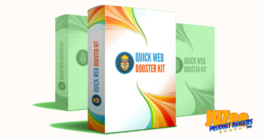 Quick Web Booster Kit Review and Bonuses