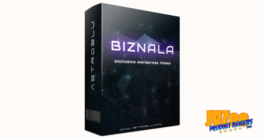 Biznala Executive Business WordPress Theme Review and Bonuses