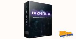Biznala Executive Business WordPress Theme Review and Bonuses