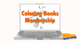 Coloring Books Membership Review and Bonuses