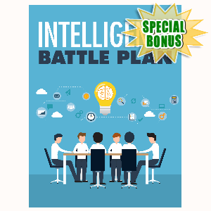 Special Bonuses - July 2016 - Intelligence Battle Plan