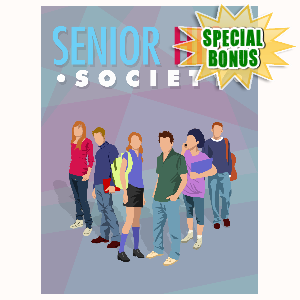 Special Bonuses - July 2016 - Senior High Society
