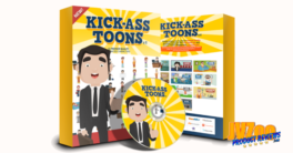 Kick-Ass Toons Review and Bonuses