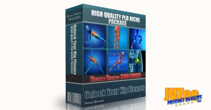 Unlock Your Hip Flexors PLR Niche Package Review and Bonuses