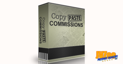 Copy Paste Commissions Review and Bonuses