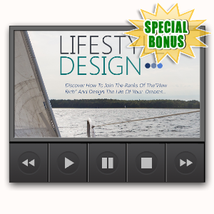 Special Bonuses - September 2016 - Lifestyle Design Video Upsell Pack