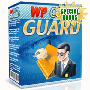 Special Bonuses - September 2016 - WP Copy Guard Software