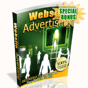 Special Bonuses - September 2016 - Website Advertising