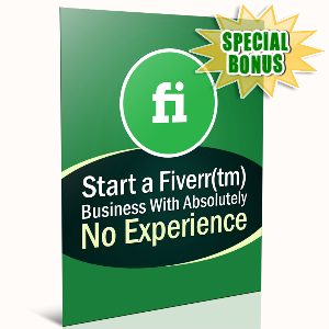 Special Bonuses - September 2016 - Start A Fiverr Business