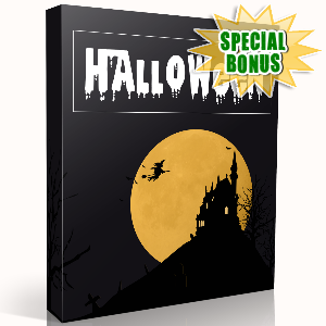 Special Bonuses - September 2016 - Halloween Audios Pack
