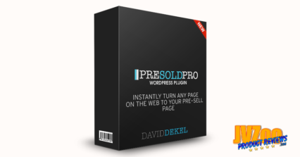 Pre-Sold Pro Review and Bonuses