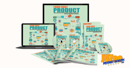 Your First Product PLR Review and Bonuses