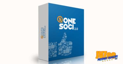 OneSoci V2 Review and Bonuses