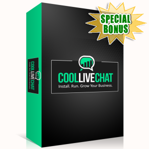 Special Bonuses - October 2016 - WP Cool Live Chat Plugin