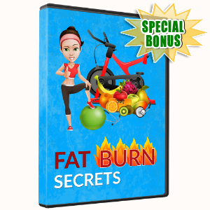 Special Bonuses - October 2016 - Fat Burn Secrets Pro Video Upgrade